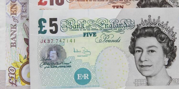 Brexit La Livre Sterling Bondit Espoirs D Accord Sur L