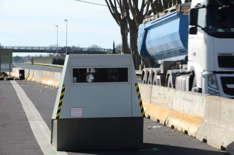 Bientôt des radars dans les virages dangereux des routes de montagne