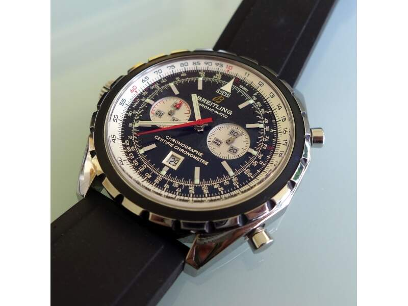 BREITLING Chrono-matic Edition Speciale