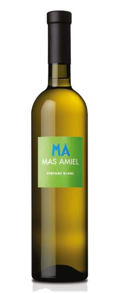 Le revenant : Vintage Blanc Mas Amiel, 2011