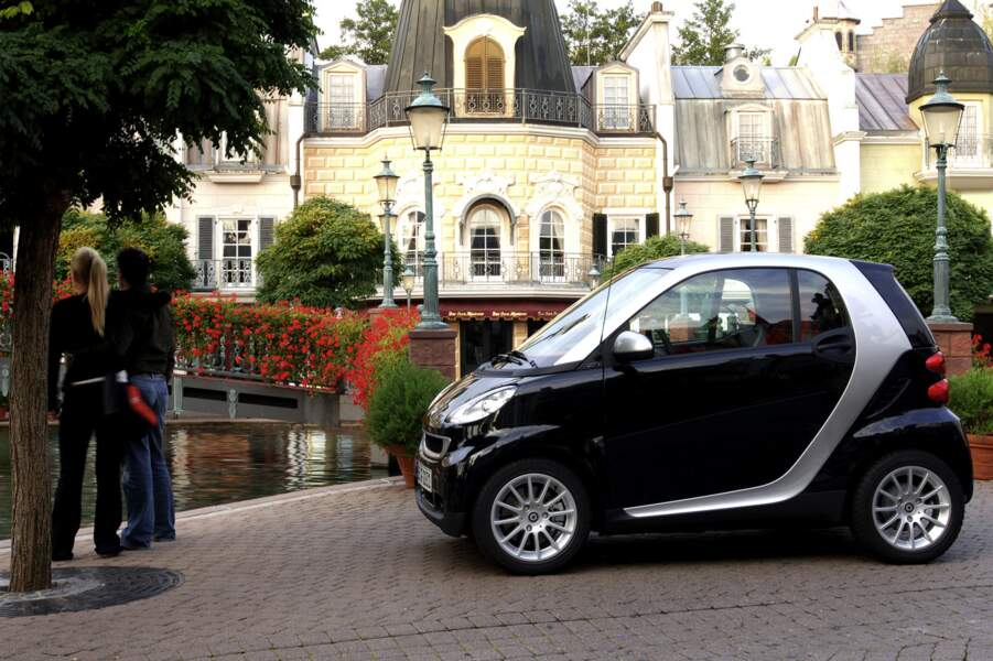 Smart Fortwo 2