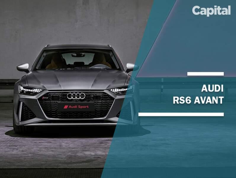 Audi RS6 Avant 2020 : tout savoir sur ce break de 600 ch !