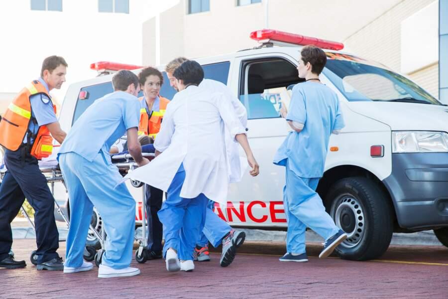 3. Ambulancier