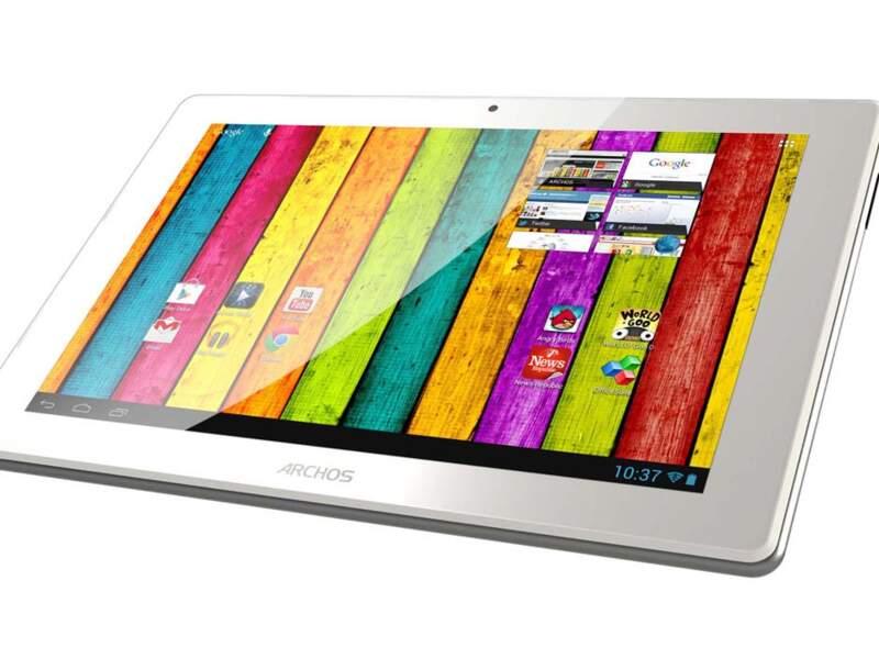 La meilleure tablette entrée de gamme : Archos 101 Titanium