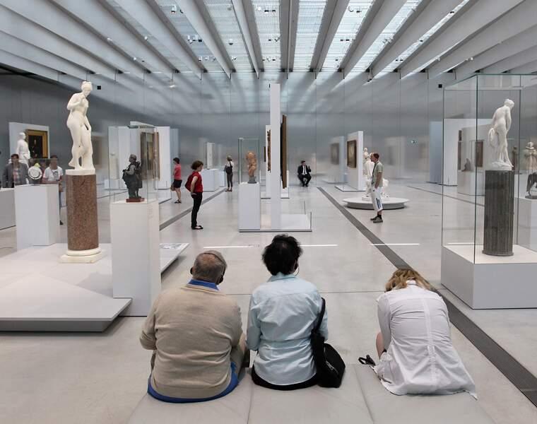 Le musée du Louvre à Lens : 201 millions d'euros