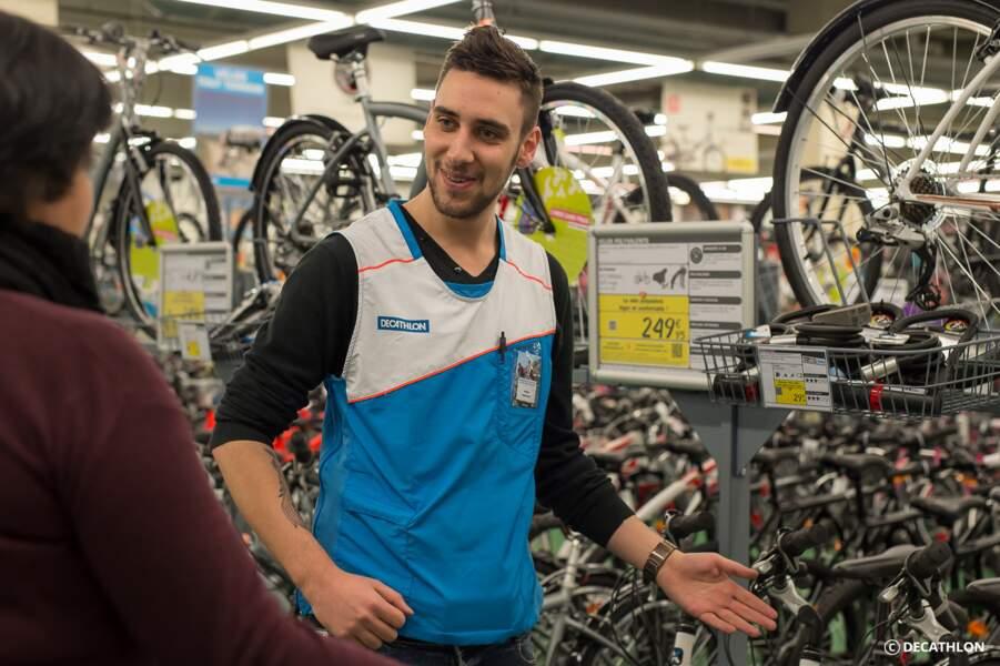 Decathlon, le cousin sportif d'Auchan