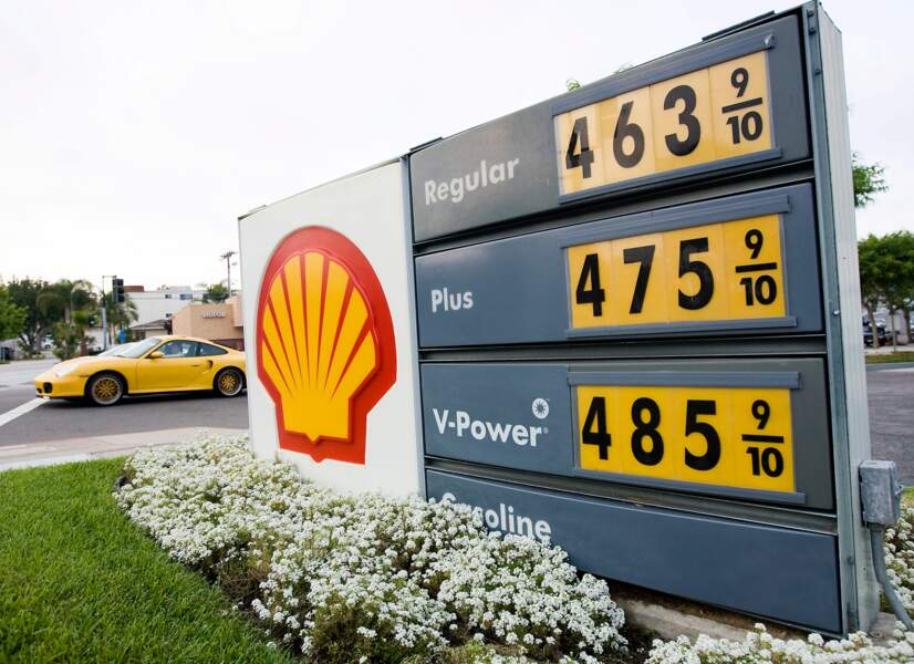 7. Royal Dutch Petroleum - Shell Transport & Trading : 95,4 milliards de dollars