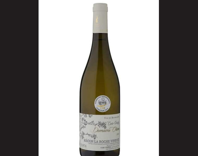 Mâcon La Roche-Vineuse 2016, Domaine Chêne, cuvée Prestige