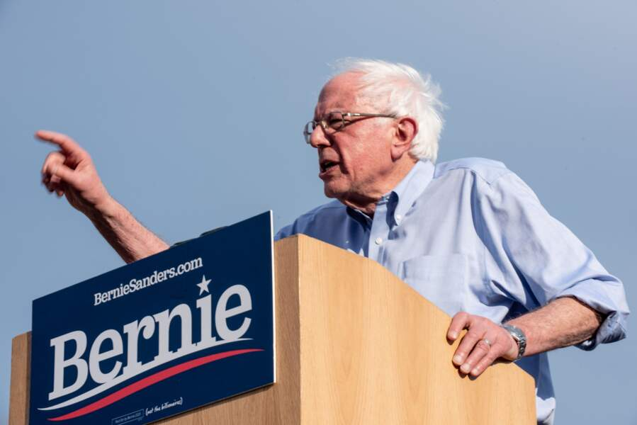 Bernie Sanders pourrait ne pas être investi