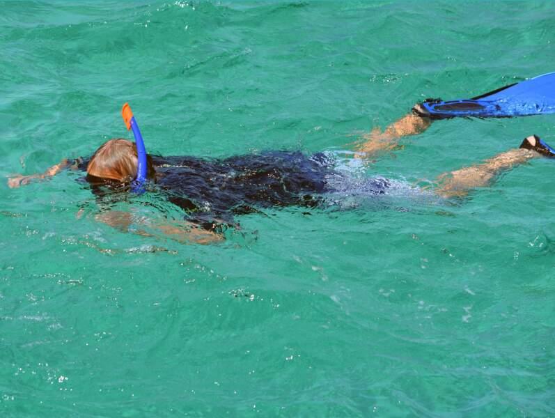 Le snorkeling : de la randonnée… sous l'eau