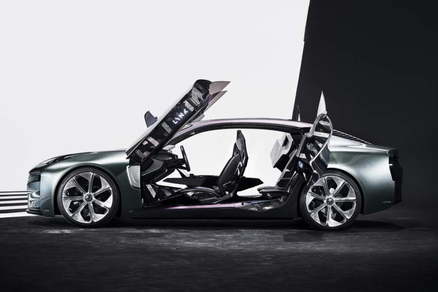 Lynk & Co Concept CCC - Photo 6/10