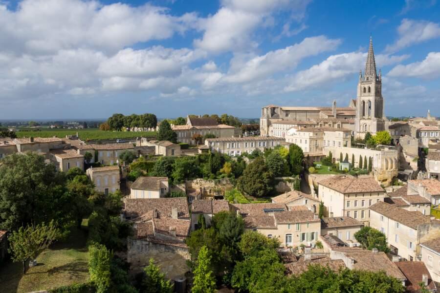 La juridiction de Saint-Emilion