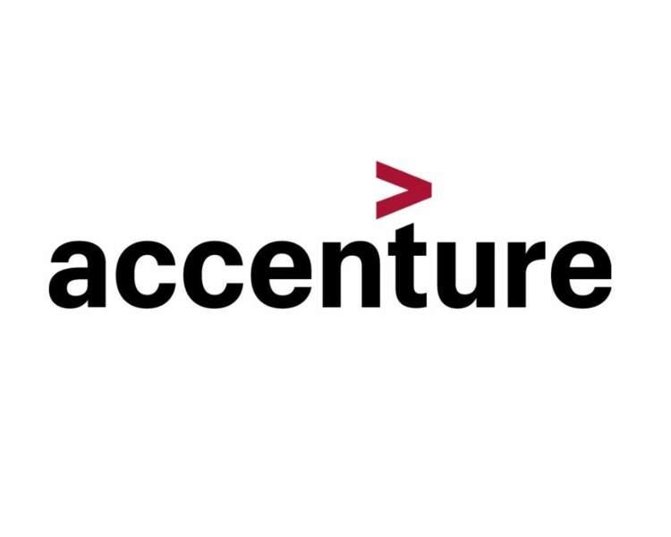 9. Accenture : 46.000 € (salaire annuel brut de base médian)