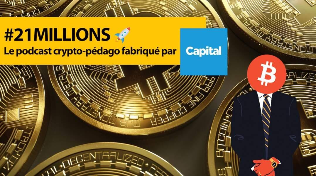 Écoutez 21 Millions, le podcast qui raconte l'histoire du Bitcoin