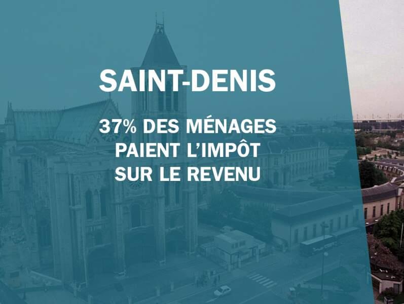 Saint-Denis (93 200)