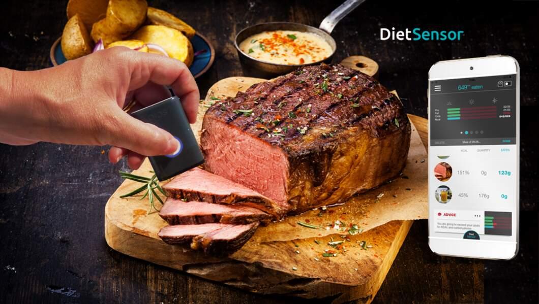 DietSensor : le détecteur de calories