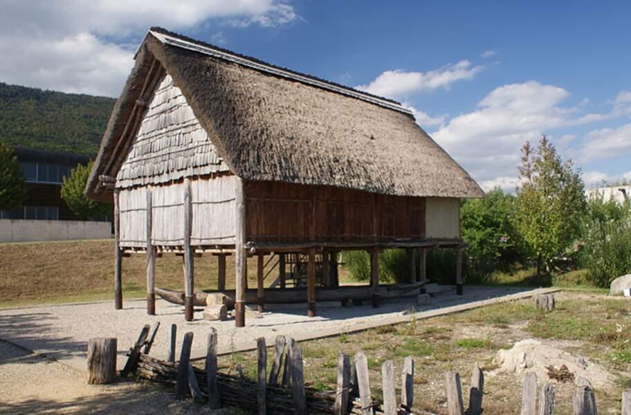Les sites préhistoriques autour des Alpes
