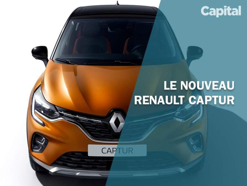 Le nouveau Renault Captur 2 en images