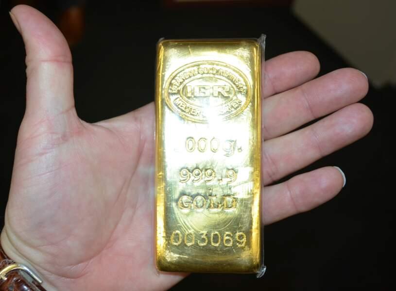 Un Français sur six détient de l'or