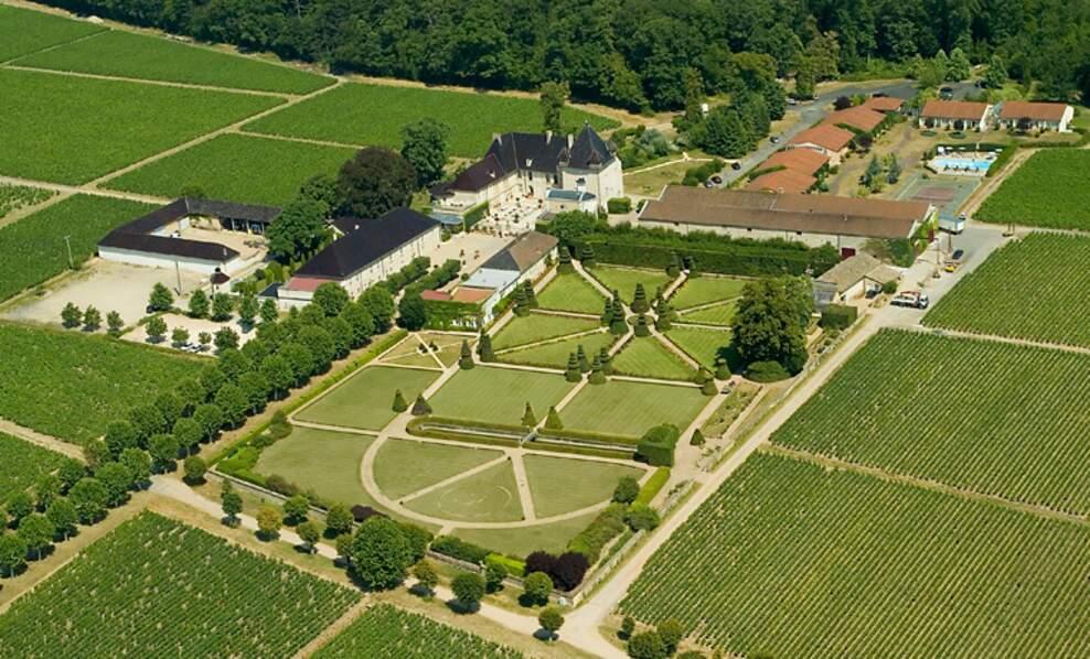 Irlande du Nord : Château de Pizay, Saint Jean d'Ardière Morgon