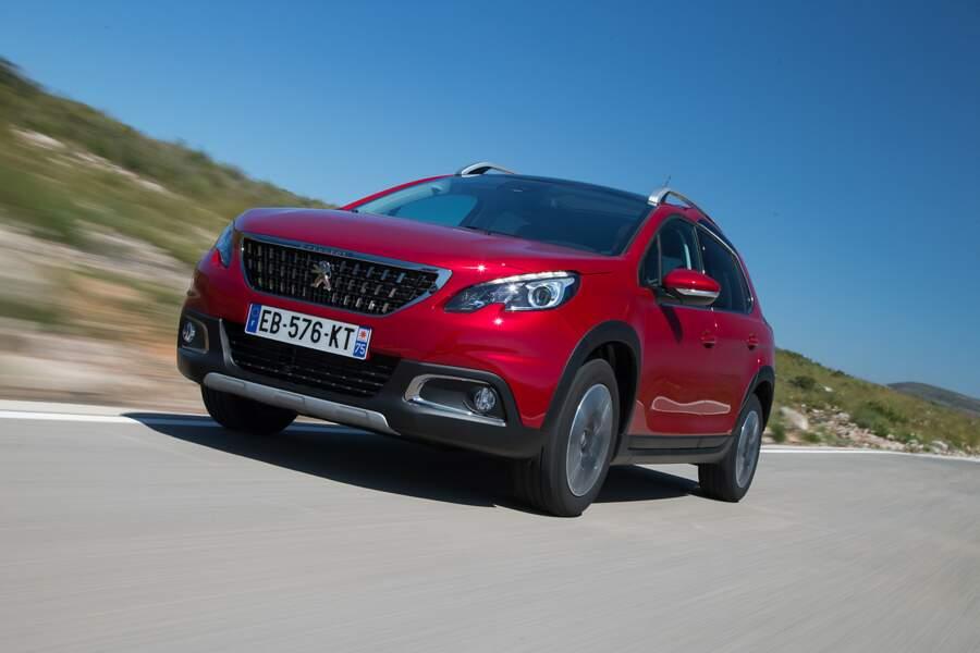 N°3 - Peugeot 2008