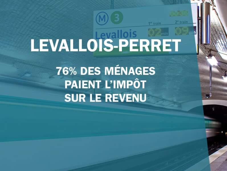Levallois-Perret (92 300)