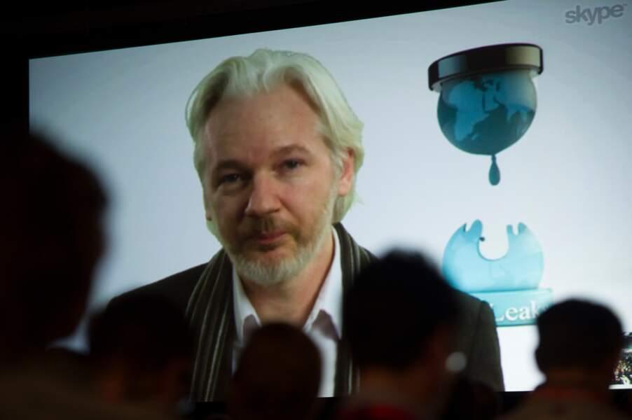 Juin 2011 - WikiLeaks contourne les sanctions américaines avec Bitcoin