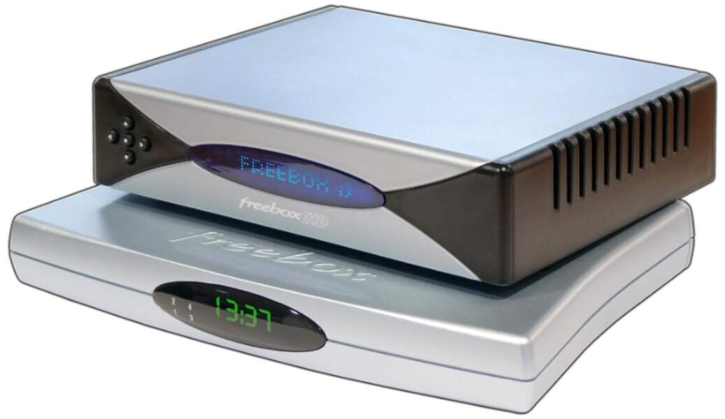 2006 - Freebox V5 (ou Freebox HD)