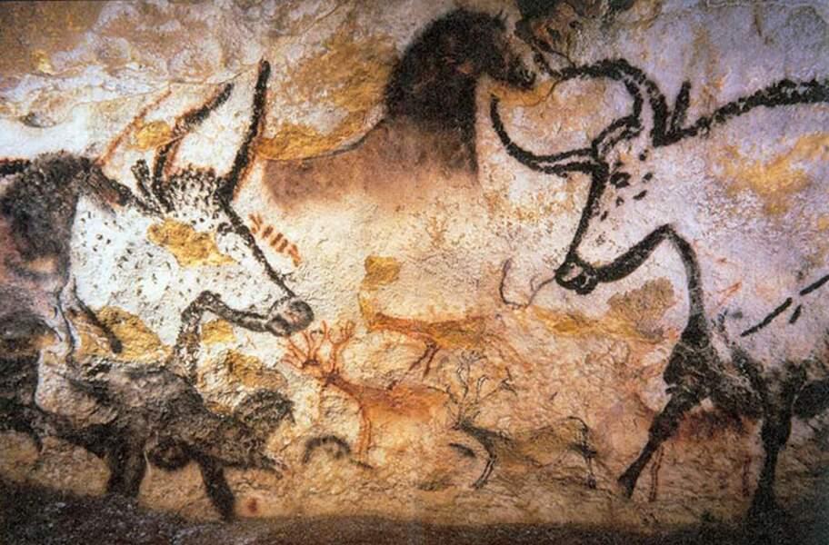Les sites préhistoriques et grottes ornées de la vallée de la Vézère