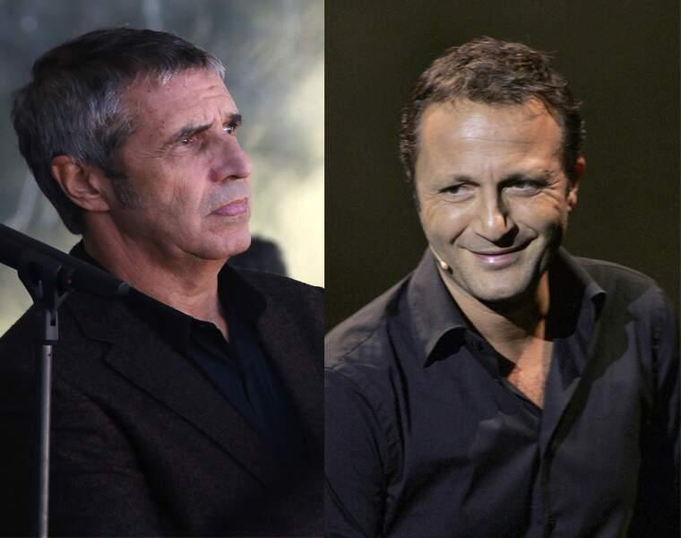 Julien Clerc et Arthur