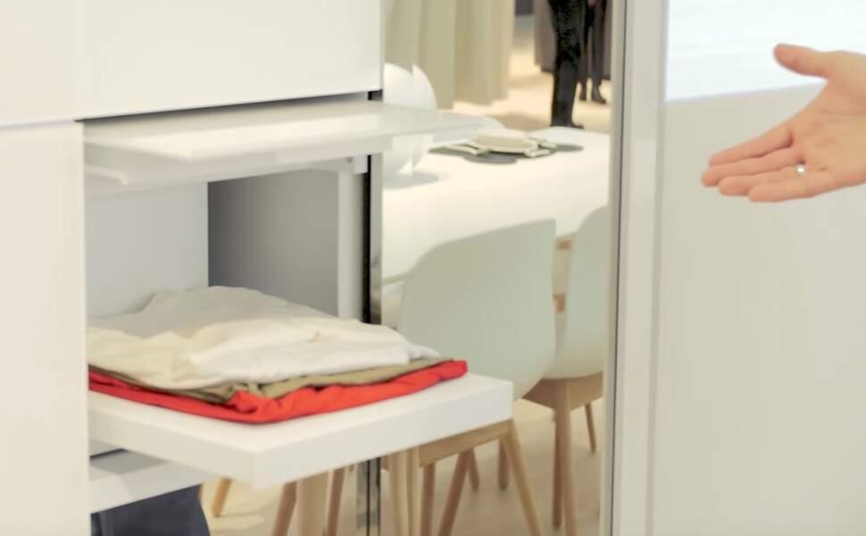 Laundroid, le robot qui lave, repasse et plie votre linge