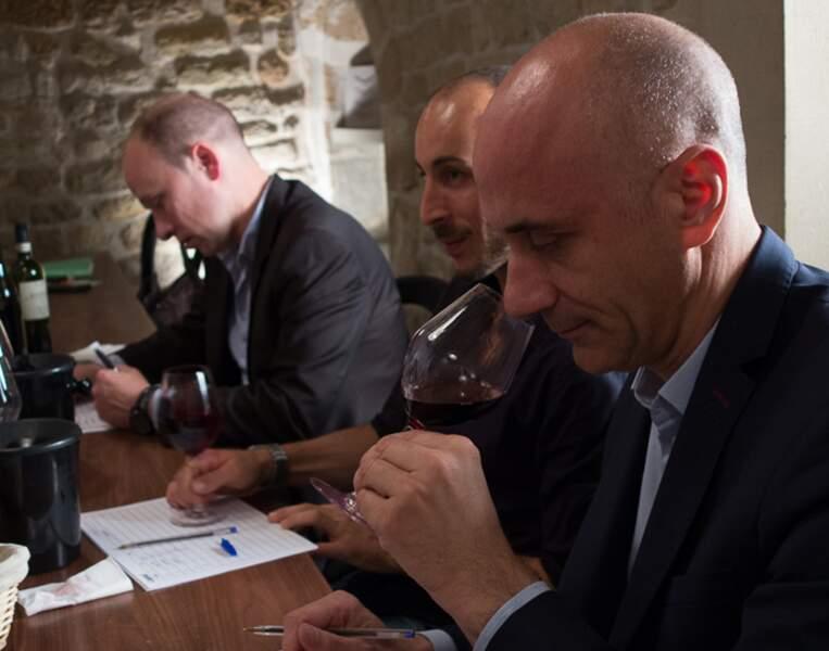 Un jury d'experts renommés a effectué cette sélection de bouteilles de bordeaux