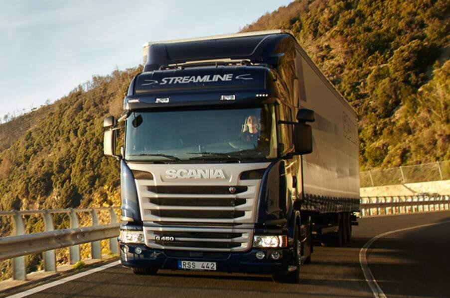Scania, la filiale scandinave passée des chemins de fer aux poids lourds
