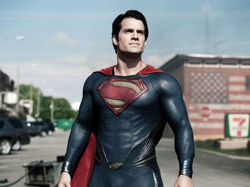 3. Superman