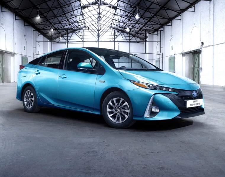 Toyota Prius Plug-in Hybrid toit solaire : pionnière et toujours révolutionnaire