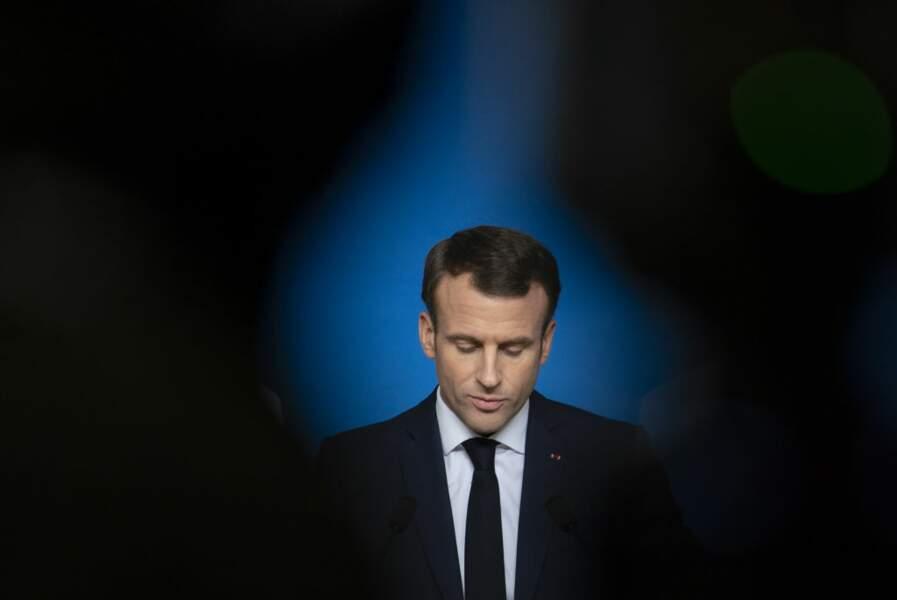 Emmanuel Macron dans la lignée de ses prédécesseurs ?