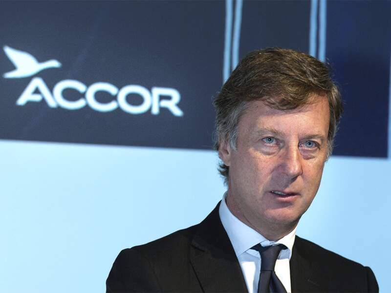Le CV de Sébastien Bazin, P-DG d'Accor