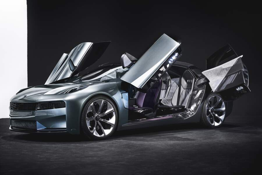 Lynk & Co Concept CCC - Photo 5/10