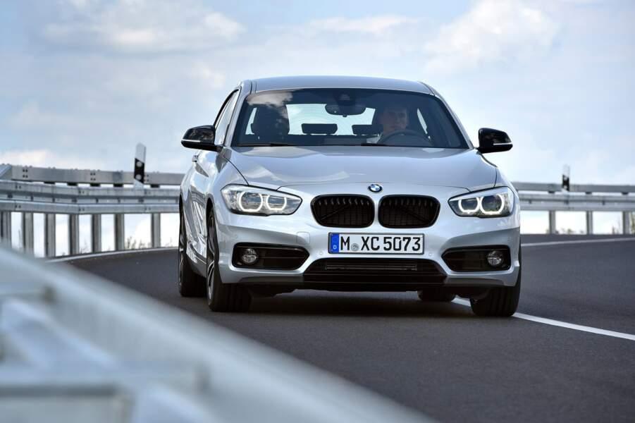 10 - BMW Série 1 (3.875 ventes)