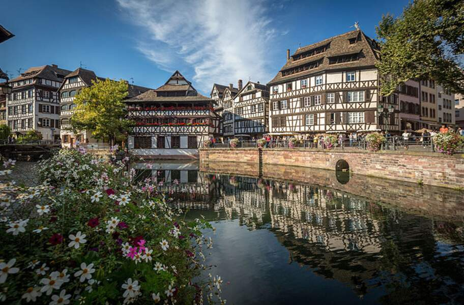 Strasbourg, de la Grande-île à la Neustadt