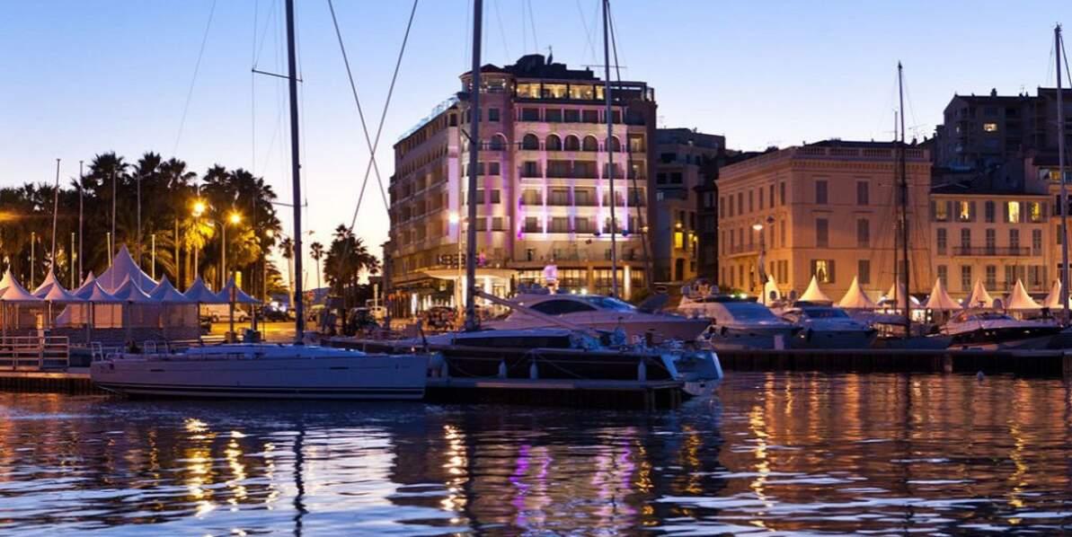 Cure anti-burn- out à Cannes