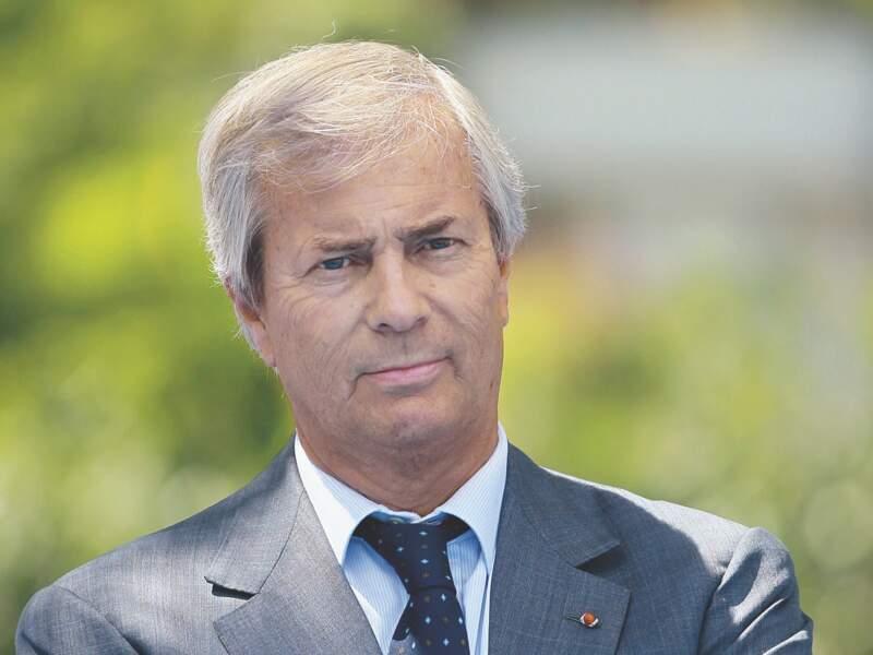 N° 27 - Vincent Bolloré (Vivendi)