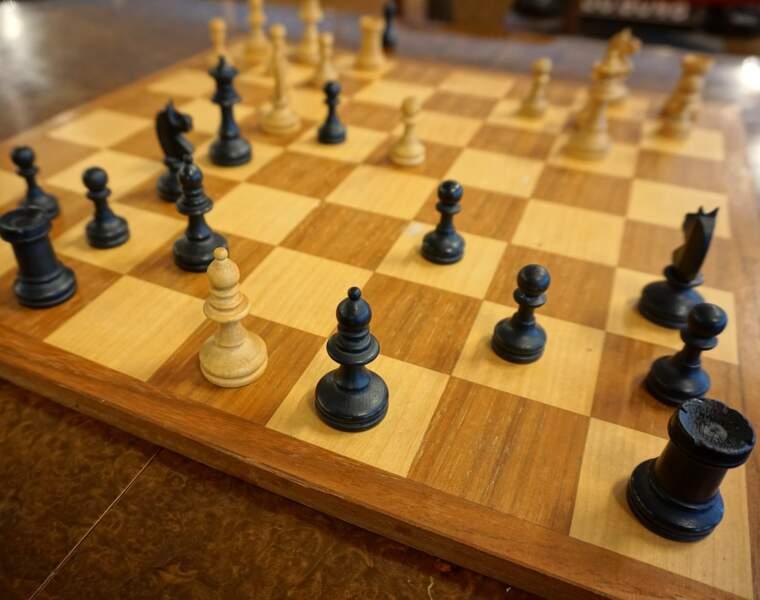À l'école des échecs