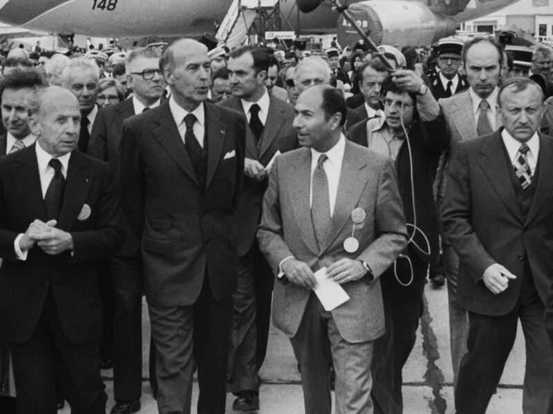 1977 : la politique déjà…