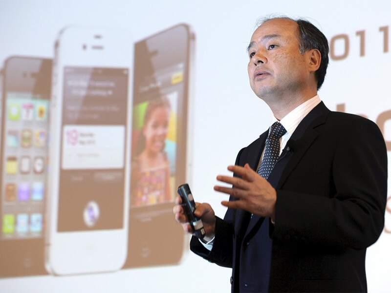 Masayoshi Son, Softbank : le roi du mobile japonais rêve de devenir numéro 1 mondial