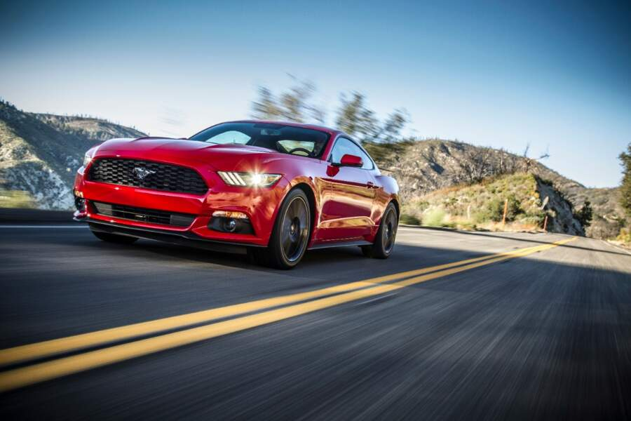 2015 : Ford Mustang