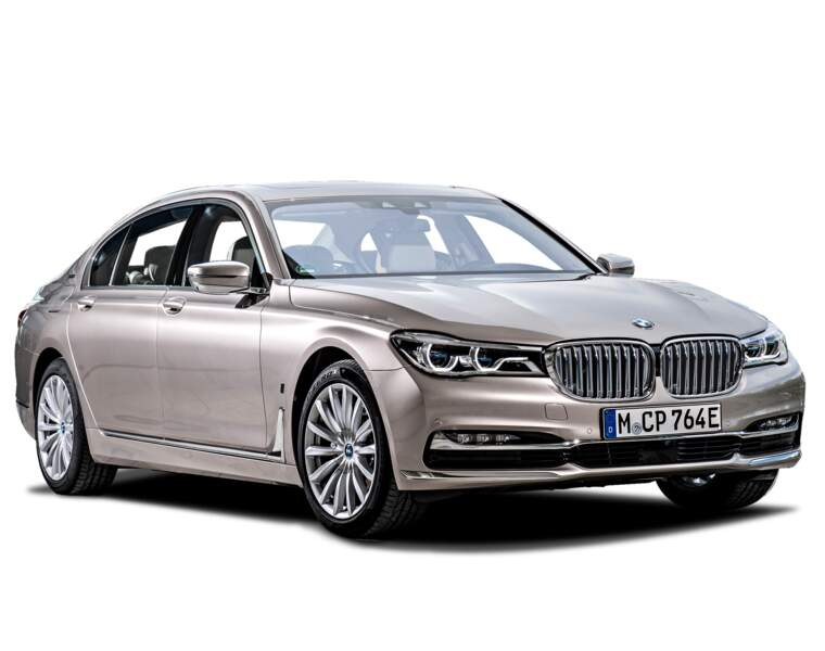 BMW 740Le : la limousine verte comme le Limousin