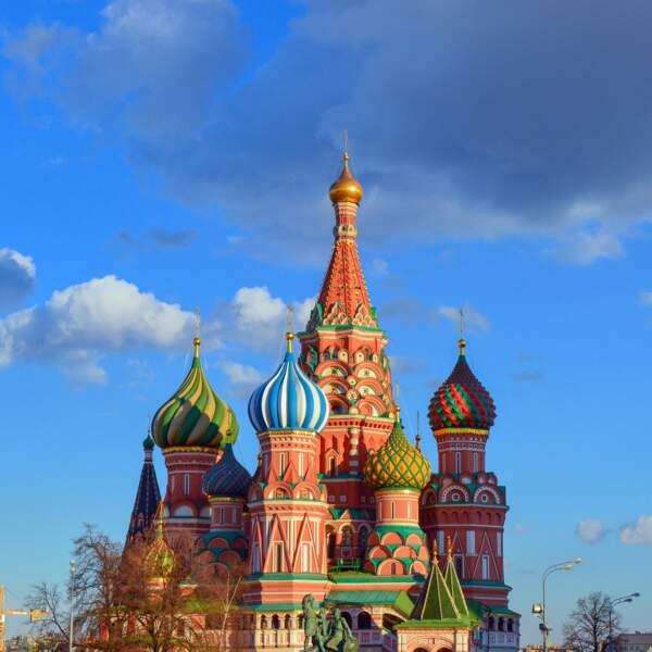 Actions russes : un rendement des dividendes phénoménal
