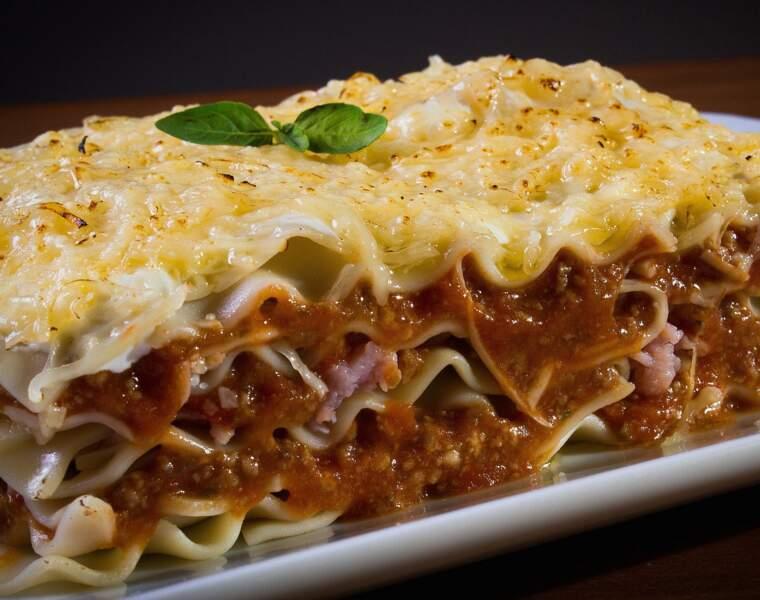 2013 : les lasagnes de boeuf... au cheval