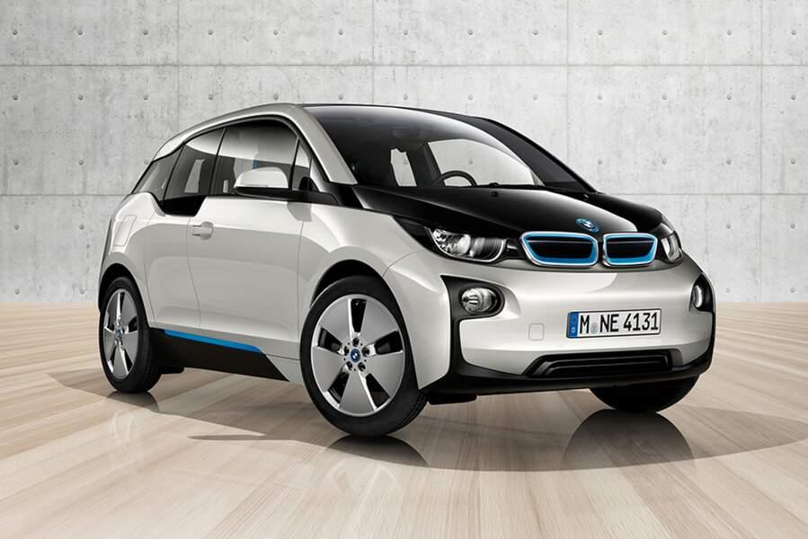 La i3 100% électrique, se veut une vraie BMW